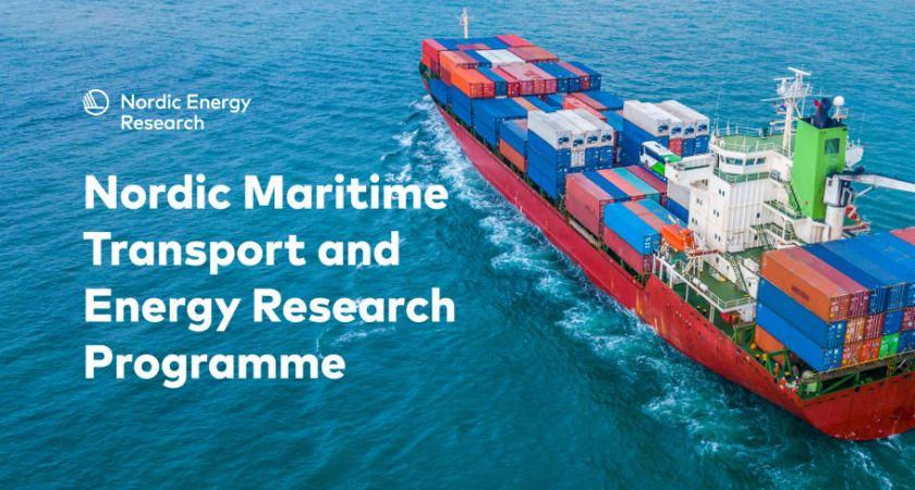 2,8 mio. euro til grønnere maritim transport