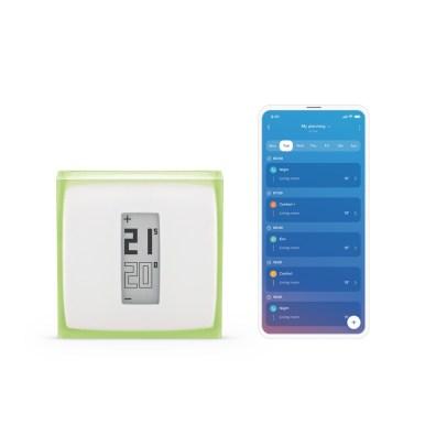 Netatmo udvider sit udvalg af energiprodukter og lancerer Smart Modulerende Termostat 1