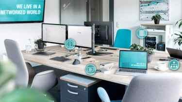 Den digitale arbejdsplads – løsninger fra Digitus 1
