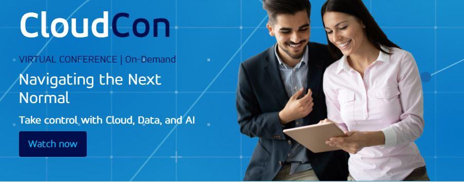 CloudCon konference med fokus på omlægningen til SaaS 1