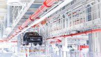 Audi på vej mod CO2-neutrale produktionsanlæg