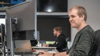 2020 fik danske virksomheder på nettet