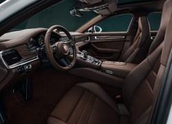 Performance luksus på første klasse: Den nye Porsche Panamera 4 E-Hybrid