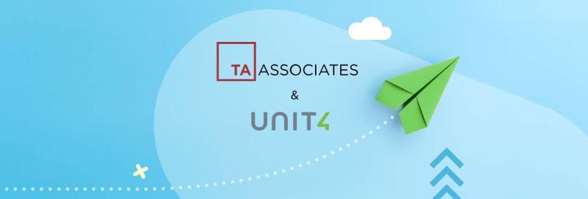 Unit4 strategisk opkøbt af TA Associates