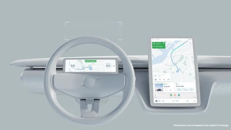 Volvo Cars og Google fortsætter samarbejdet om næste generations brugeroplevelse