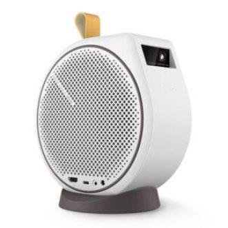BenQ lancerer verdens første bærbare projektor med 2,1-kanals højttalere og fantastisk basgengivelse