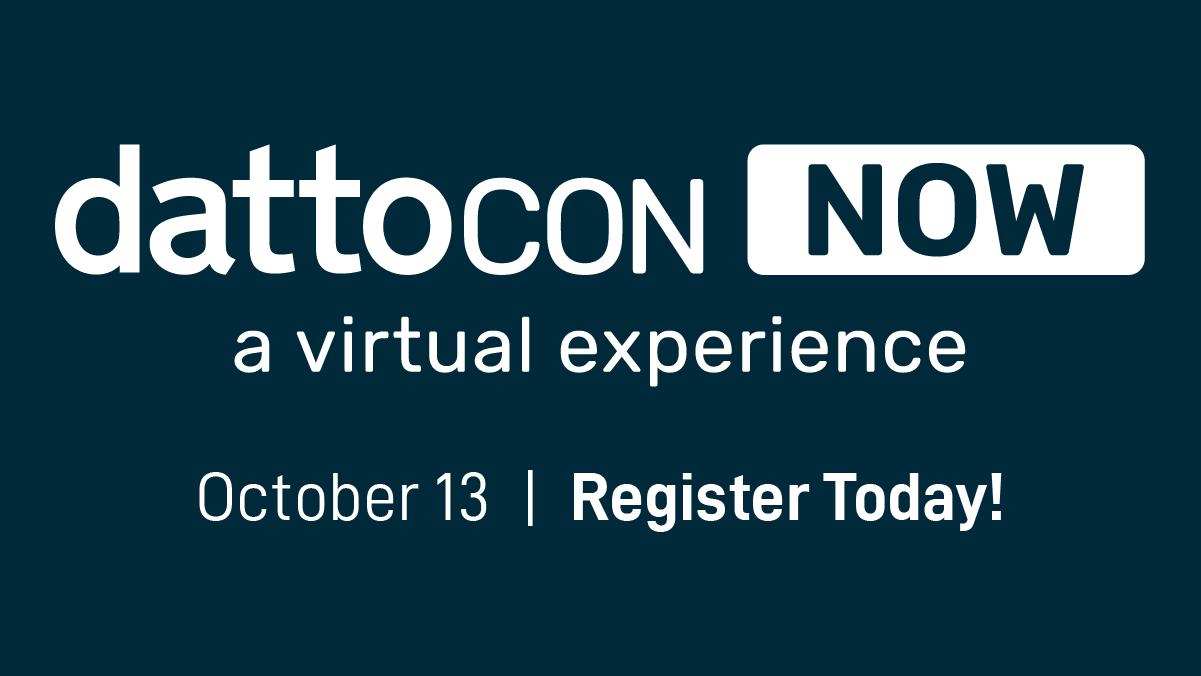DattoCon 2021