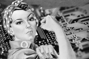 IT-Kanalen finns idag på plats! Women in tech 2017 1
