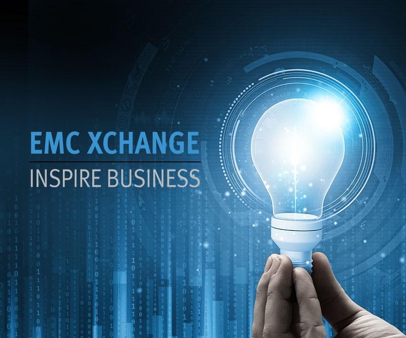 EMC XCHANGE – INSPIRE BUSINESS 2015 1