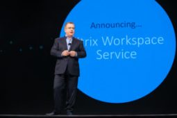 Citrix Synergy 2017- IT-kanalen fick förmånen att vara på plats 5