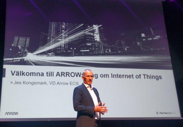 """""""Internet of Things – Förverkliga idéer & drömmar"""""""