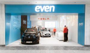 EVEN Electric och Microsoft Sverige ingår avtal med avsikt att revolutionera försäljningen av eldrivna fordon 1