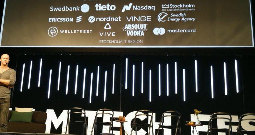 IT-Kanalen mötte start-ups på Sthlm Tech Fest