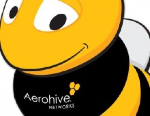 Aerohive blir först med sFlow i samtliga WiFi-accesspunkter 1