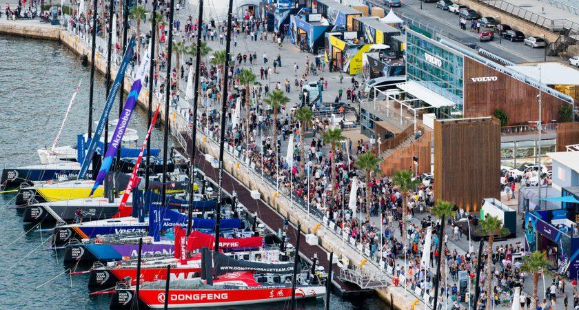 HCL Technologies sköter tekniken på Volvo Ocean Race