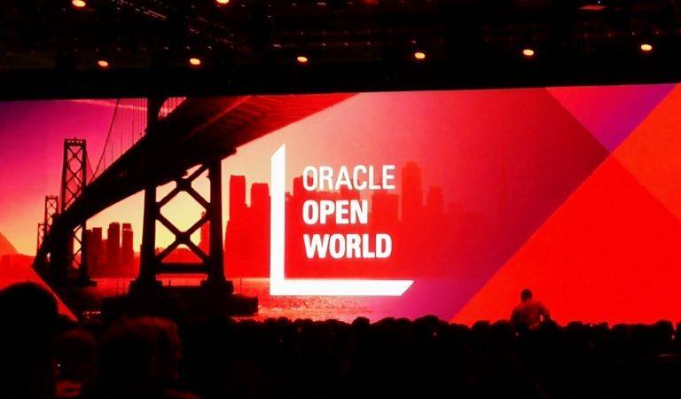 Oracle- Snart är datahallarna borta