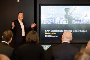 IT-Kanalen på plats när SAP invigde centrum för digital transformation 1