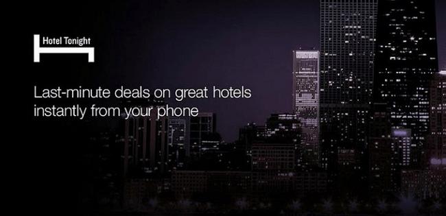 HotelTonights kunder i Norden & FAE gör det tillgänligt med Apple Pay