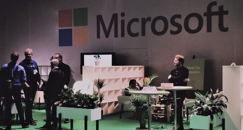 """Microsoft  """"TechDays 2017 – Ett gigantiskt smörgåsbord"""""""