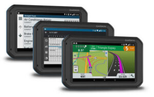 Garmin fleet 700-serien – surfplatta för fleet management och telematics 1