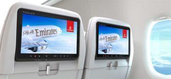 Emirates i nytt samarbete för nästa generations Wi-Fi ombord