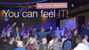 You can feel IT – en heldag med extra allt 1