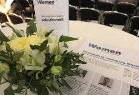 Ett nätverksevent för kvinnor – Women in Business 1
