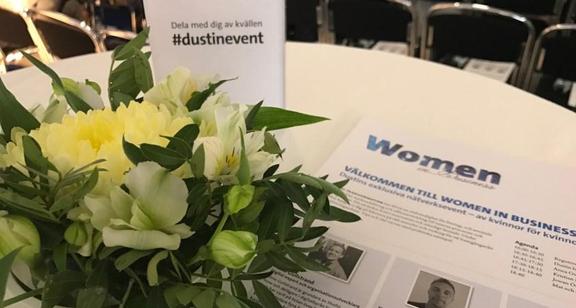Ett nätverksevent för kvinnor – Women in Business