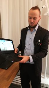 "Lenovo ""Partnerevent - Thinkpad 25 år"" 1"