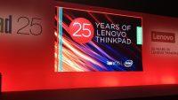 """Lenovo """"Partnerevent – Thinkpad 25 år"""""""