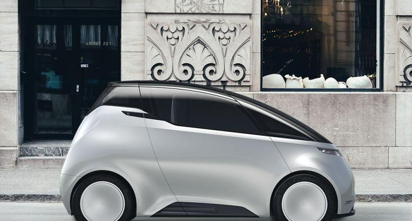 Uniti och Smart Eye i samarbete kring eye tracking i ny elbil