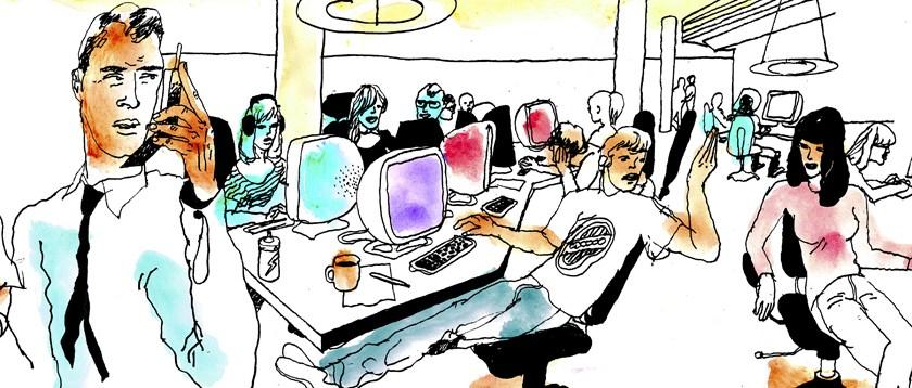 Martela och Tieto samarbetar för smartare arbetsplatser
