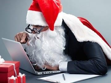 Julhandeln på nätet ökar ännu ett år