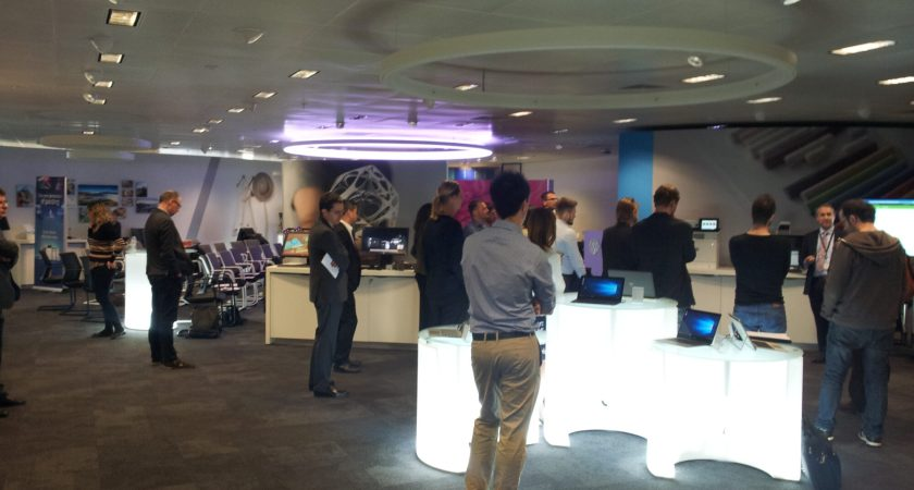 "HP Region EMEA  ""Innovation Summit – Security"""