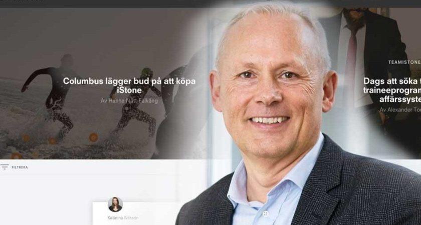 Columbus och iStone går samman på Nordiska marknaden