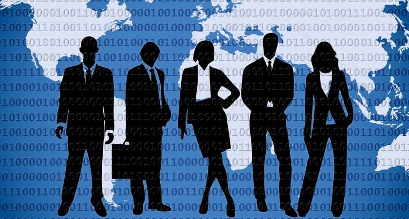 Undersökning- digitaliseringen av arbetsplatsen drivs av anställda