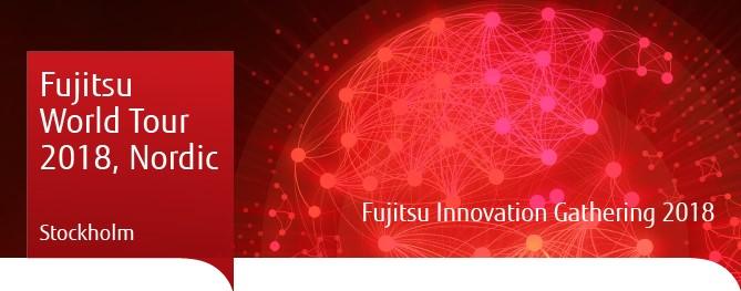Fujitsu Laboratories kommer till Stockholm - Boka 29 maj! 1