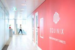 Ericsson utökar sitt samarbete med datacenterjätten Equinix 1