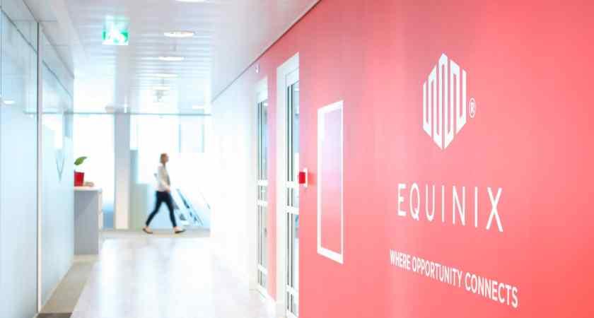Ericsson utökar sitt samarbete med datacenterjätten Equinix