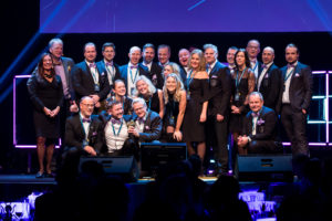 Hewlett Packard Enterprise & HP presenterar vinnarna av Guldmyran 2017 8