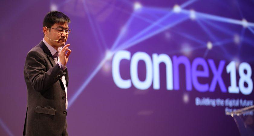 """Alcatel-Lucent Enterprise målade i starka penseldrag upp sin """"framtidssäkrade plan"""""""