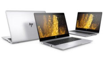Världens säkraste datorer - möt nya HP EliteBook 800 G5 i helt ny design 1