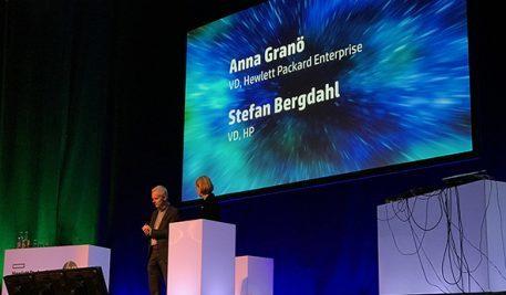 HP och HPE tror på ett positivt 2018 med fortsatt utveckling