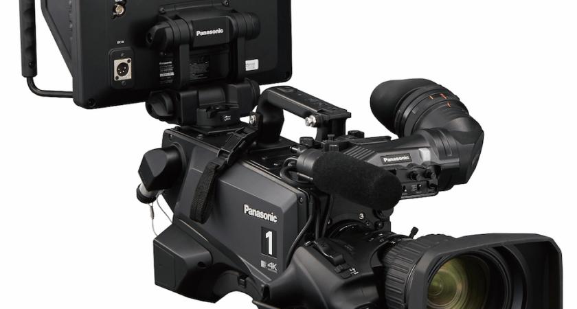 Panasonic lanserar nytt studiokamerasystem