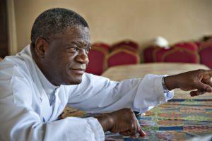 Flerfaldigt fredsprisnominerade Denis Mukwege inledningstalar på Atea Sustainability Forum i Almedalen 1