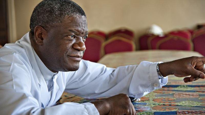 Flerfaldigt fredsprisnominerade Denis Mukwege inledningstalar på Atea Sustainability Forum i Almedalen