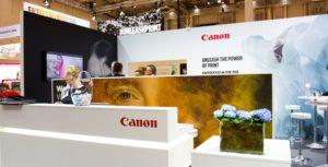 Canon visar besökarna på FESPA 2018 flera olika vägar till bättre affärsmöjligheter och tillväxt 1