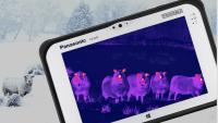 Nya Toughpad FZ-M1 med infraröd värmekamera kan fånga termiska bilder i farten