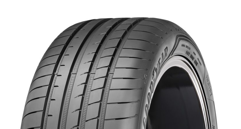 Goodyear demonstrerar intelligent däckprototyp på vägen