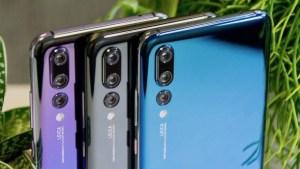 Huawei lanserar molntjänsten Mobile Cloud 1